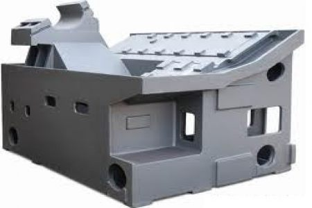 Machine tool body