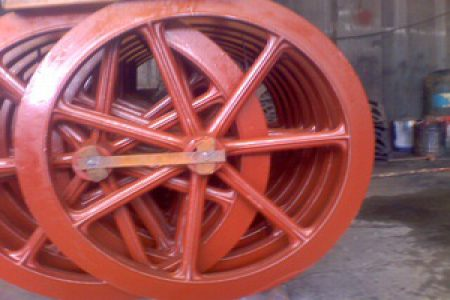 Tractor Casting Wheels